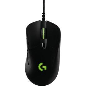 Logitech G403 USB Optisk gamer mus, sort