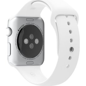 Apple Sportsrem til Apple Watch, hvid, 42 mm