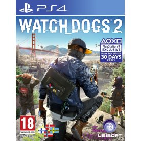 Watch Dogs 2 til PS4