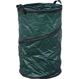 Pop-up havesæk, Grøn, 118 liter