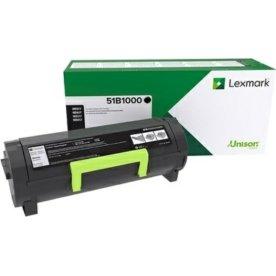 Lexmark 51B2000 sort tonerkassette, 2500 sider