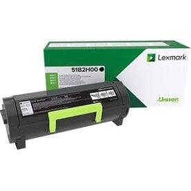 Lexmark 51B2X00 sort tonerkassette, 20000 sider