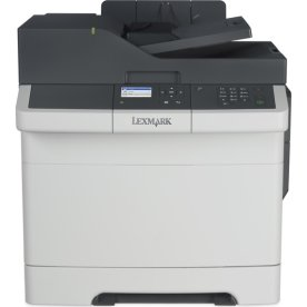 Lexmark CX317dn multifunktionel farvelaserprinter