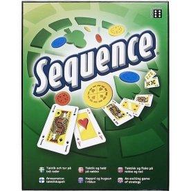Enigma Sequence brætspil