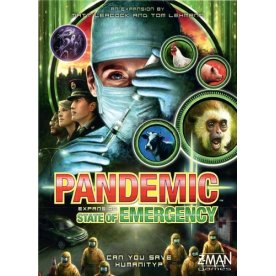 Pandemic State of Emergency brætspil