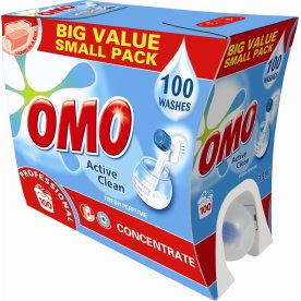 Omo Active Clean Tøjvask, 7,5 L