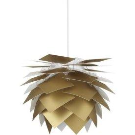 Pineapple Medium, Guld, Ø 45 cm