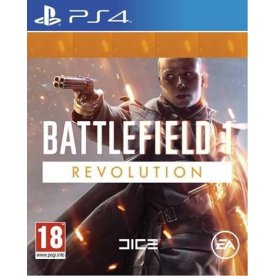 Battlefield 1 Revolution til PS4