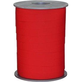 Gavebånd Mat Børstet Rød 10 mm, 200 m