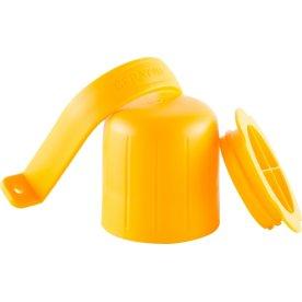 SprayWash Beholder, tablet kit, gul