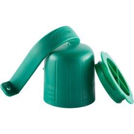 SprayWash Beholder, tablet kit, grøn