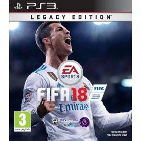 FIFA 18 til PS3