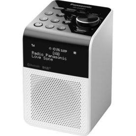 Panasonic RF-D20BTEG-W DAB+ radio, Hvid