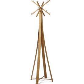 Mill Stumtjener, Eg m. naturolie, H 170 cm