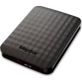 Maxtor M3 1 TB ekstern harddisk