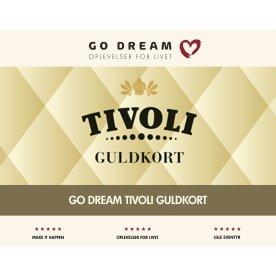 Oplevelsesgave - Tivoli Guldkort 2017/2018
