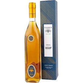 Godet VSOP 10 years, 70 cl, i gaveæske, cognac