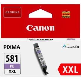 CANON CLI-581XXL blækpatron fotoblå, 9140s