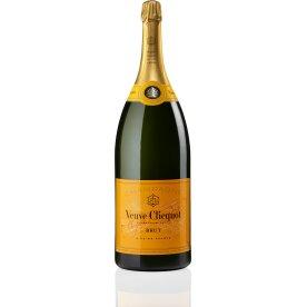 Veuve Clicquot Brut Salmanazar, champagne