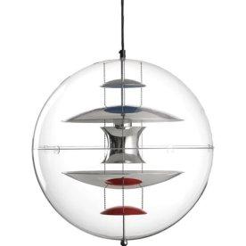 VP Globe pendel i akryl Ø40 cm