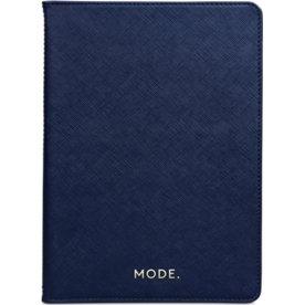 Dbramante1928 lædercover til iPad (2017), Blå