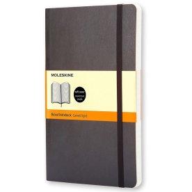 Moleskine Clas. Soft Notesbog Pocket, linj., sort