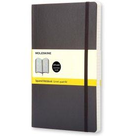 Moleskine Clas. Soft Notesbog Pocket, kvadr., sort
