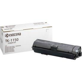 Kyocera TK-1150 lasertoner, sort, 3000s