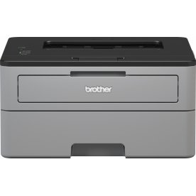 Brother HL-L2350DW sort/hvid laserprinter