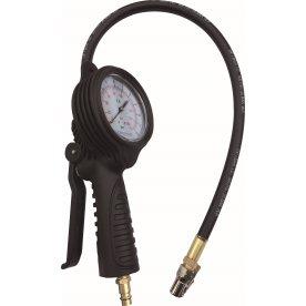 Flowconcept pumpepistol m. manometer 0-12 bar