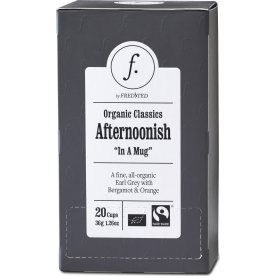 Fredsted Organic Classics Afternoonish Te,20 breve