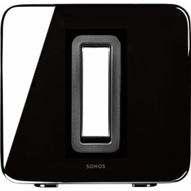 Sonos Sub - trådløs subwoofer, sort
