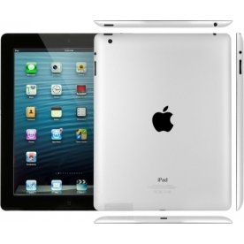 Refurbished Apple iPad 4, 16GB, sort (B)