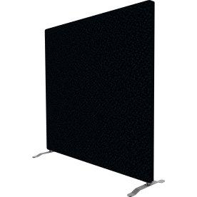 Easy skærmvæg H125xB140 cm sort