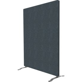 Easy skærmvæg H125xB100 cm grå