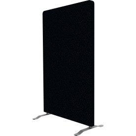 Easy skærmvæg H125xB80 cm sort