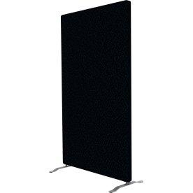 Easy skærmvæg H155xB100 cm sort