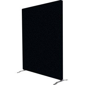 Easy skærmvæg H155xB140 cm sort