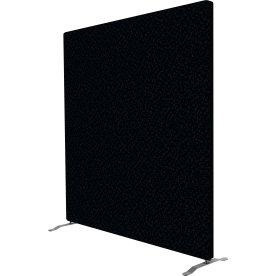 Easy skærmvæg H155xB160 cm sort