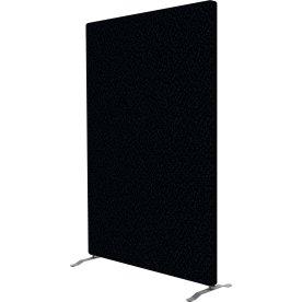 Easy skærmvæg H170xB120 cm sort