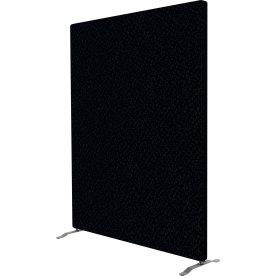 Easy skærmvæg H170xB140 cm sort