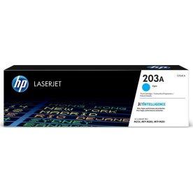 HP LaserJet 203A lasertoner, cyan, 1.300s