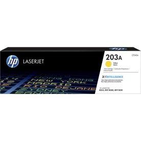 HP LaserJet 203A lasertoner, gul, 1.300s