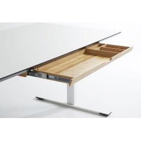 Udtræksskuffe / pennebakke i bambus