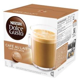 Dolce Gusto Café Au Lait Kaffekapsler, 16 stk.