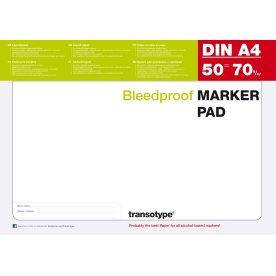 Copic Marker Pads Tegnepapir, A4