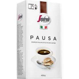 Segafredo Zanetti Pausa kaffe, 500g