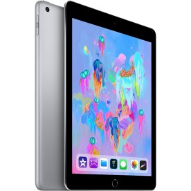 Apple iPad 2018 32GB Wi-Fi + 4G, space grey