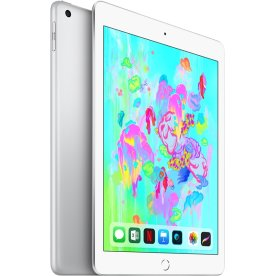 Apple iPad (2018) 32GB Wi-Fi + 4G, silver