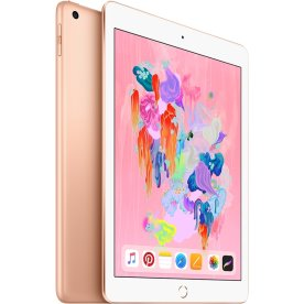 Apple iPad (2018) 128GB Wi-Fi, guld